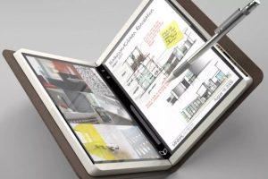 Microsoft готовит Surface с двумя экранами и поддержкой Android