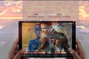 Chuwi HiPad: игровой планшет с Helio X27 и аккумулятором на 7000 мАч