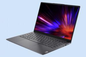 Lenovo YOGA Slim 7i Pro: обновленный ноутбук с OLED-дисплеем и процессорами Intel Core 11-го поколения