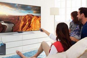 Как выбрать телевизор для всей семьи